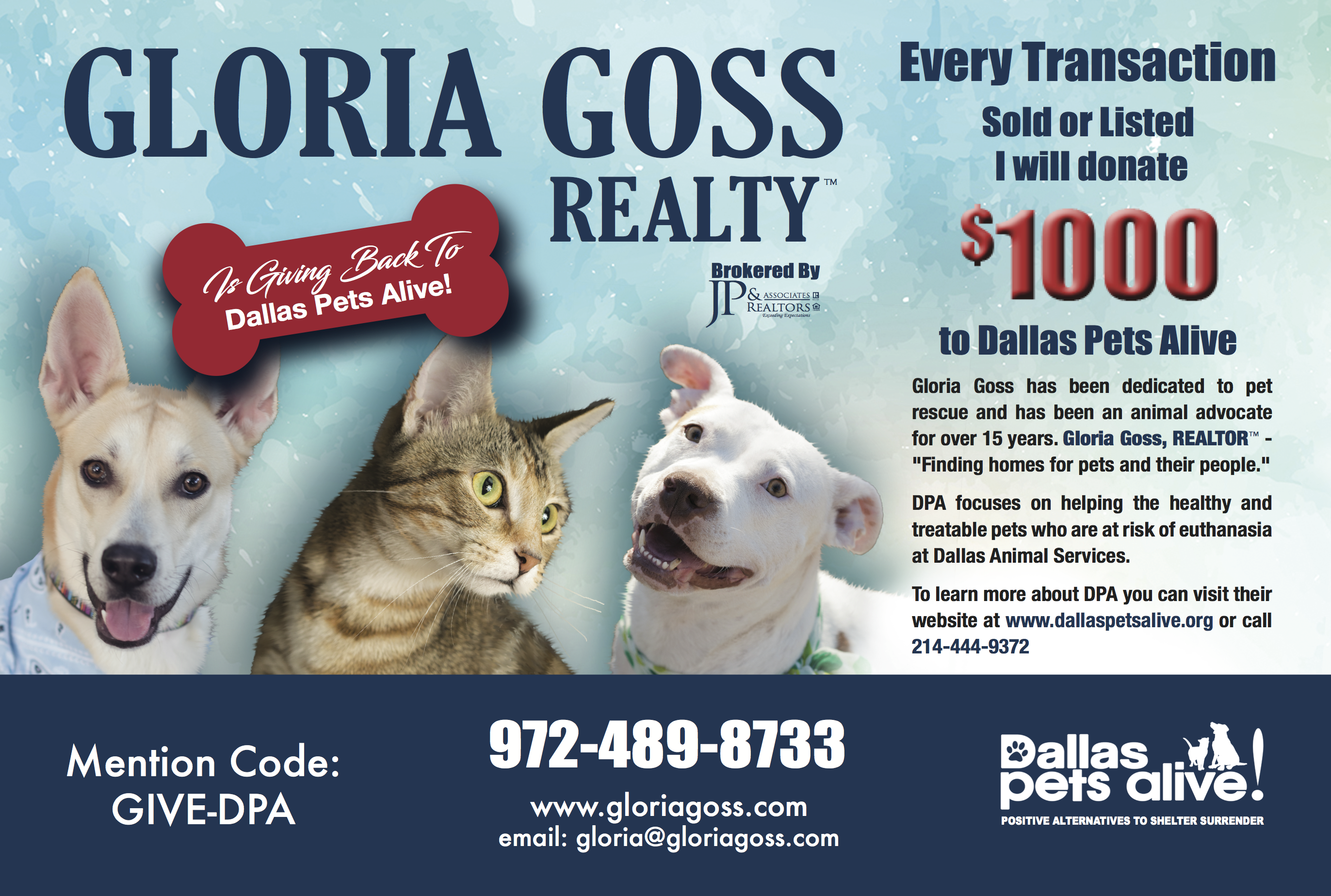 Gloria Goss Realty