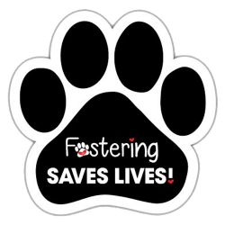 fosters paw print
