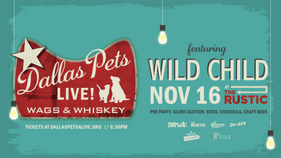 Dallas Pets LIVE! Wags and Whiskey