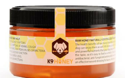 Product review: K-9 Honey