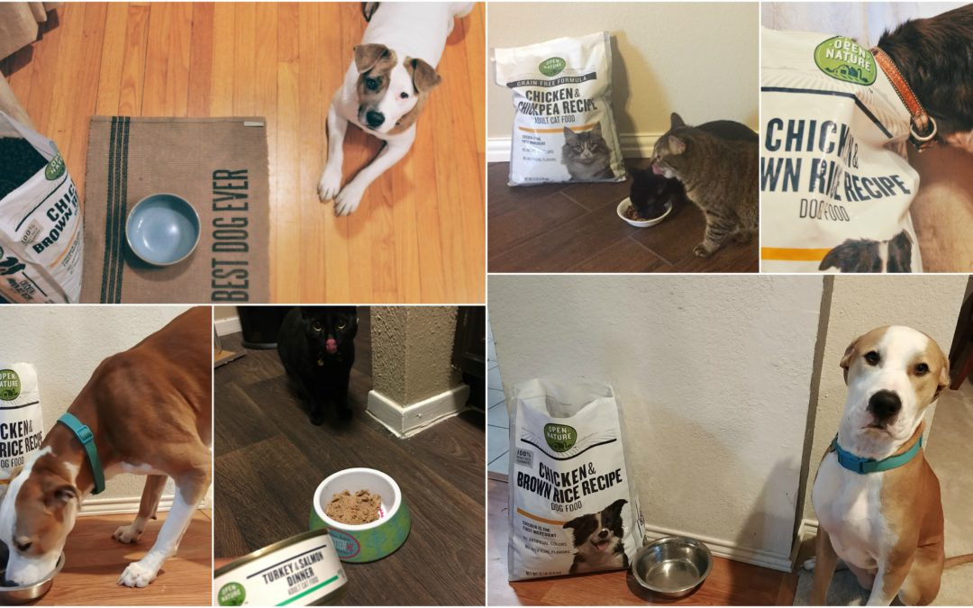 New Product Review: Open Nature Grain-Free Pet Food