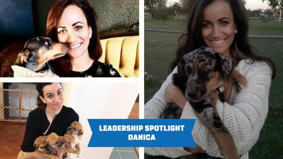 Leadership Spotlight: Danica, DPA's Assistant Foster Director