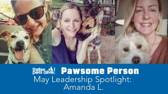 DPA's Pawsome People: May 2019 Leadership Spotlight