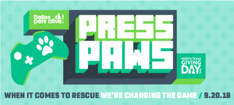 PRESS PAWS HEADER