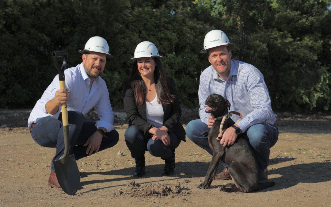 StoryBuilt Community Named Goose After Dallas Pets Alive Alumni